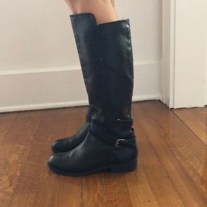 MIA Riding Boots Black Size 8M
